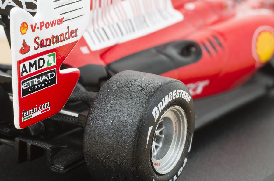 Ferrari F10 Photograph