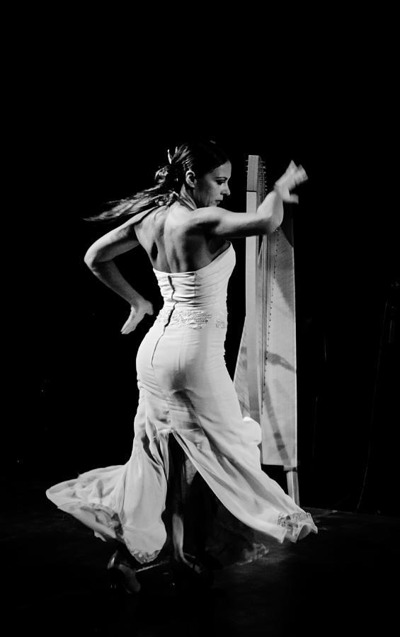 Flamenco Photograph - Flamenco by Andrea Mazzocchetti