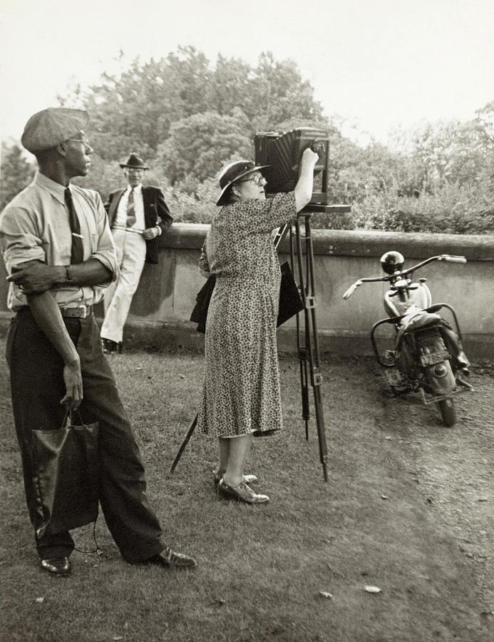 1938 Photograph - Frances Benjamin Johnston (1864-1952) by Granger