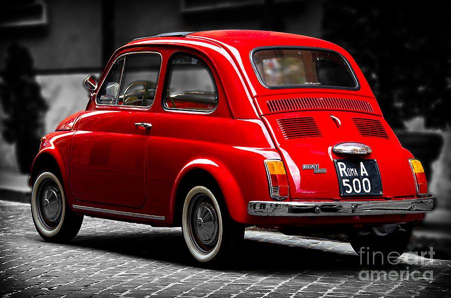 500 Photograph - 5 Hundred by Alessandro Giorgi Art Photography