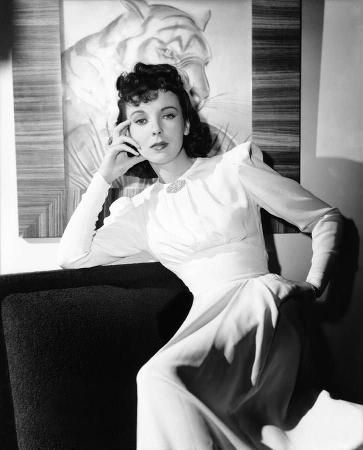 1940s Fashion Photograph - Ida Lupino 6ca9c4ae9