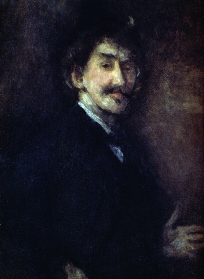 1890 Painting - James by Granger
