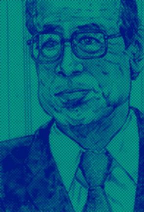 Japanese Prime Minister Digital Art by Mike Miller