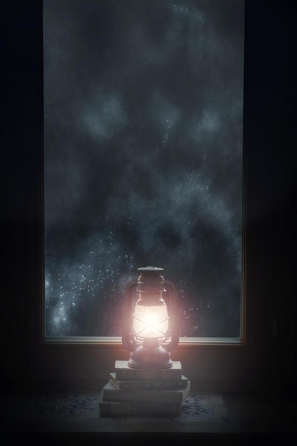Lamp Photograph - Lantern by Joana Kruse