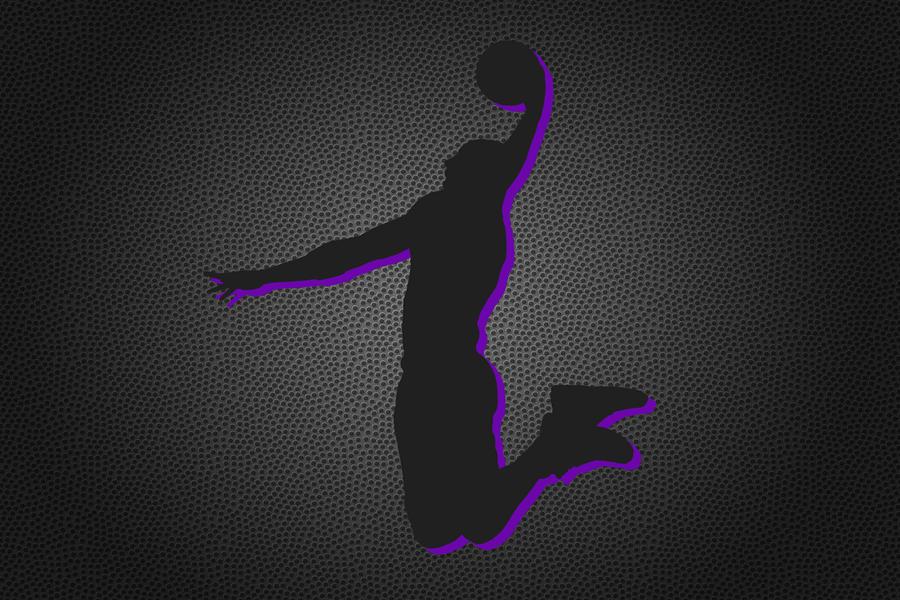 Lakers Photograph - Los Angeles Lakers by Joe Hamilton