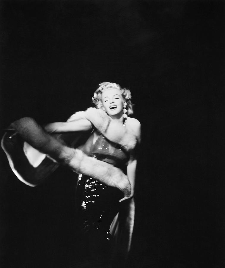 20th Century Photograph - Marilyn Monroe (1926-1962) by Granger