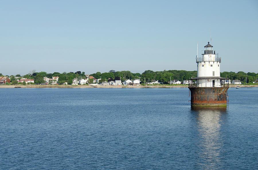 Atlantic Photograph - Massachusetts, New Bedford by Cindy Miller Hopkins