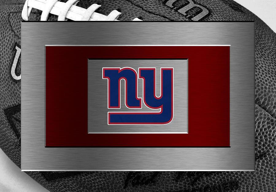 Giants Photograph - New York Giants by Joe Hamilton
