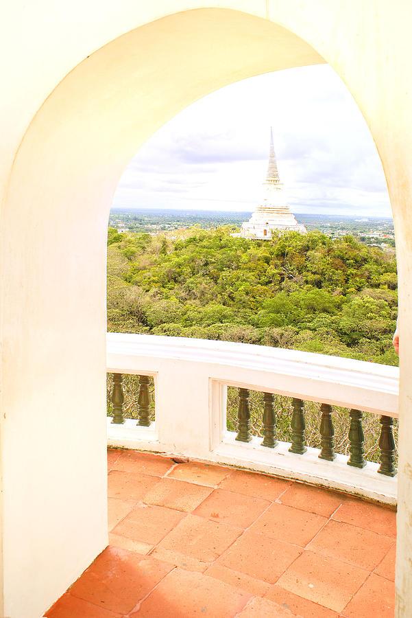 Phra Nakhon Khiri Digital Art