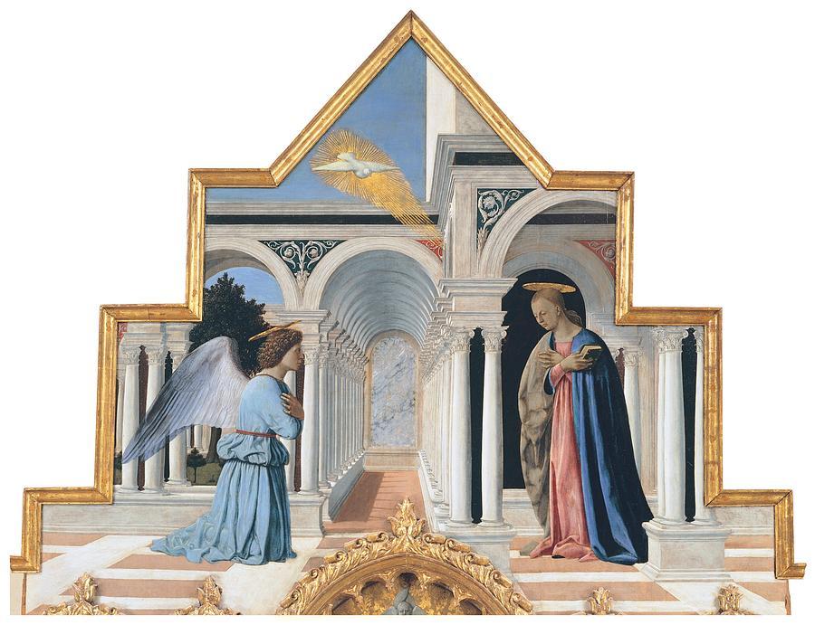 15th Century Photograph - Pietro Di Benedetto Dei Franceschi by Everett