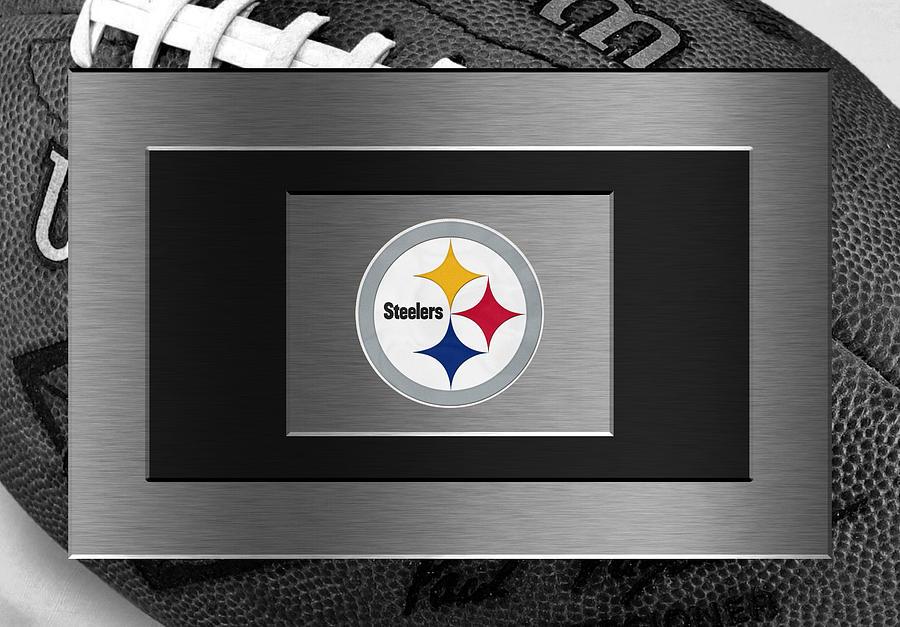 Steelers Photograph - Pittsburgh Steelers by Joe Hamilton