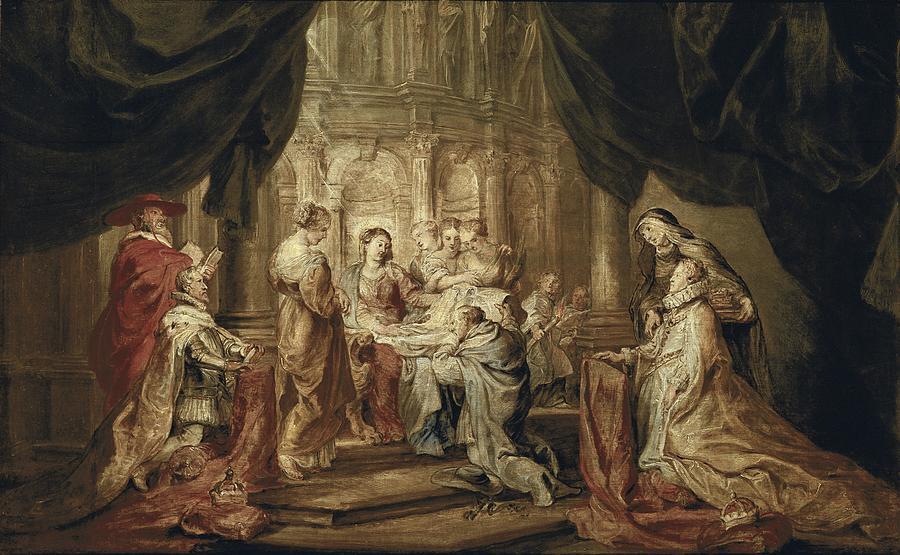 Horizontal Photograph - Rubens, Peter Paul 1577-1640. The by Everett