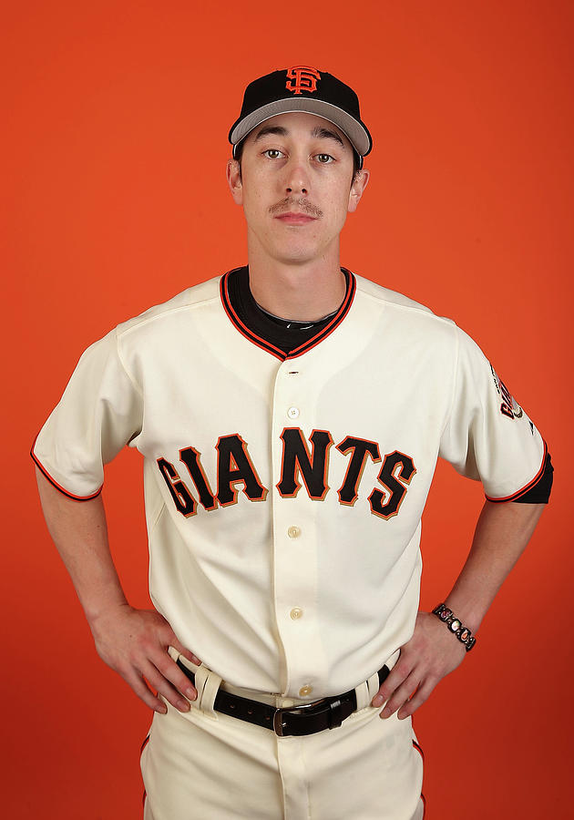 San Francisco Giants Photo Day 5 Photograph by Christian Petersen