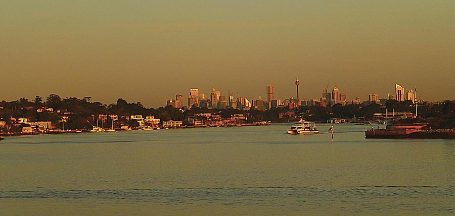 Sydney Sunset Photograph