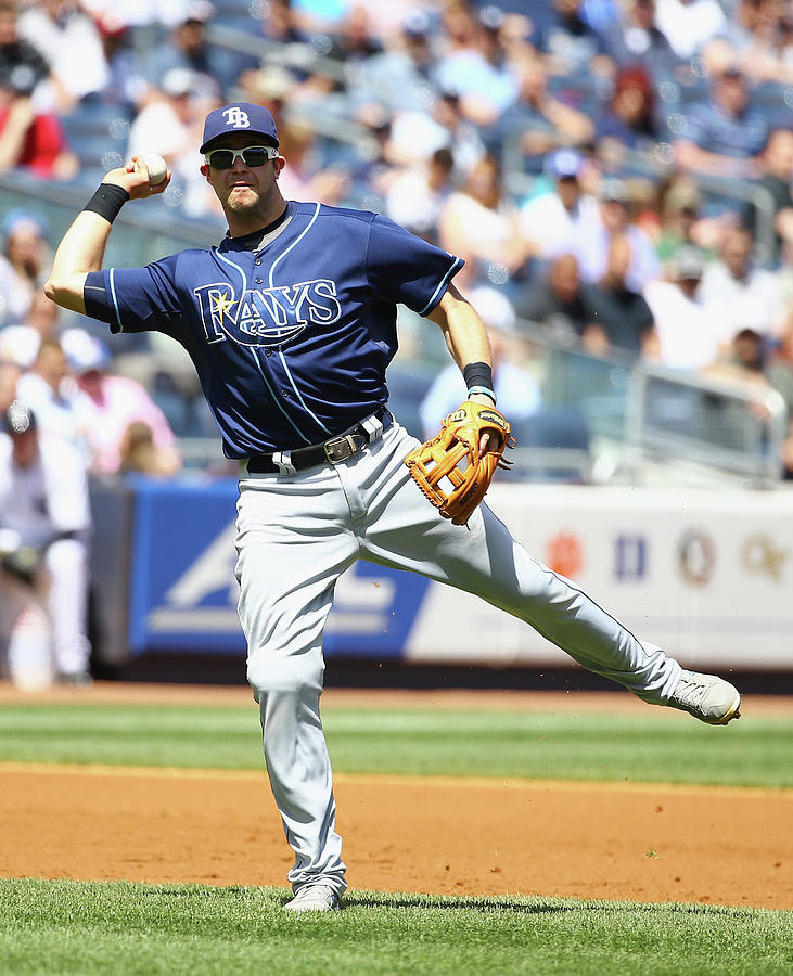 Tampa Bay Rays V New York Yankees Photograph by Al Bello
