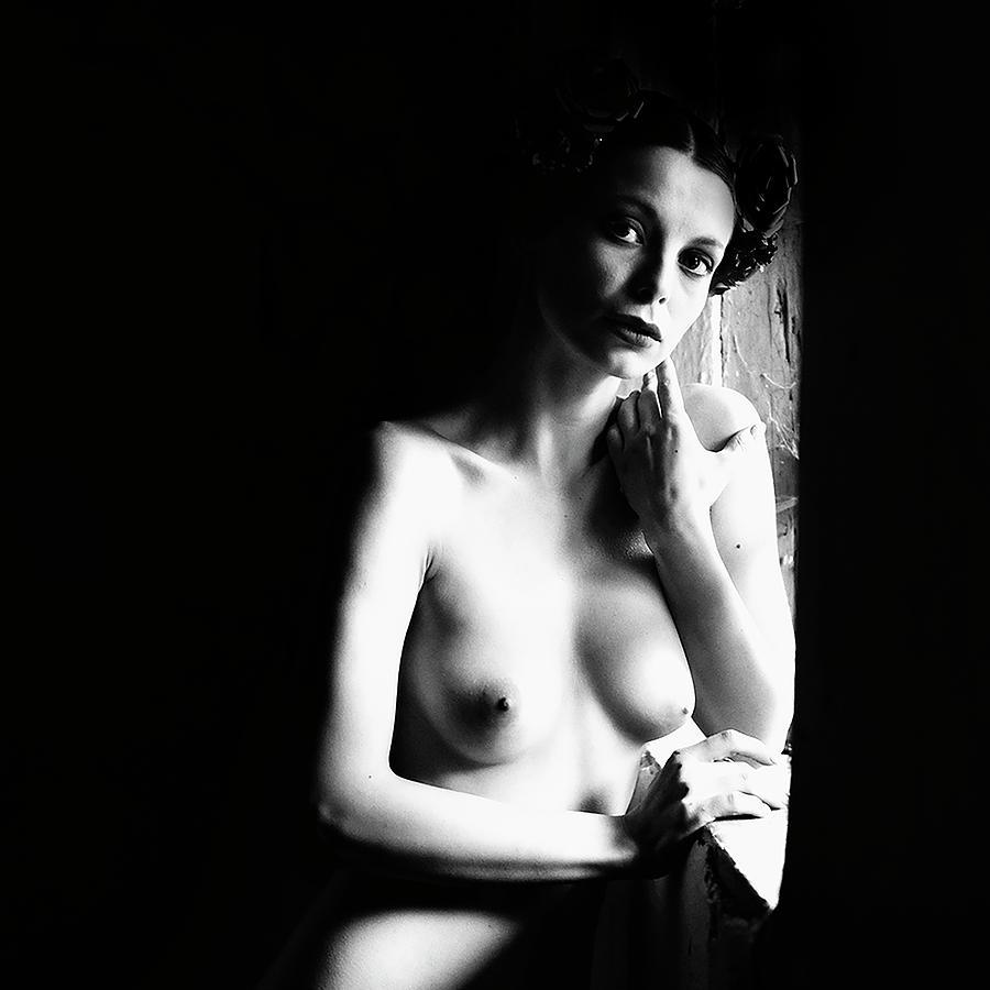 Dark Photograph - Untitled by Alexandra Fira