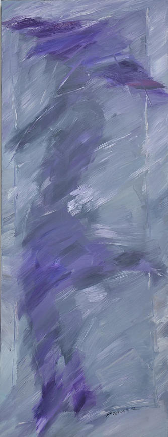 Untitled Painting by Ali Kamal Tashan