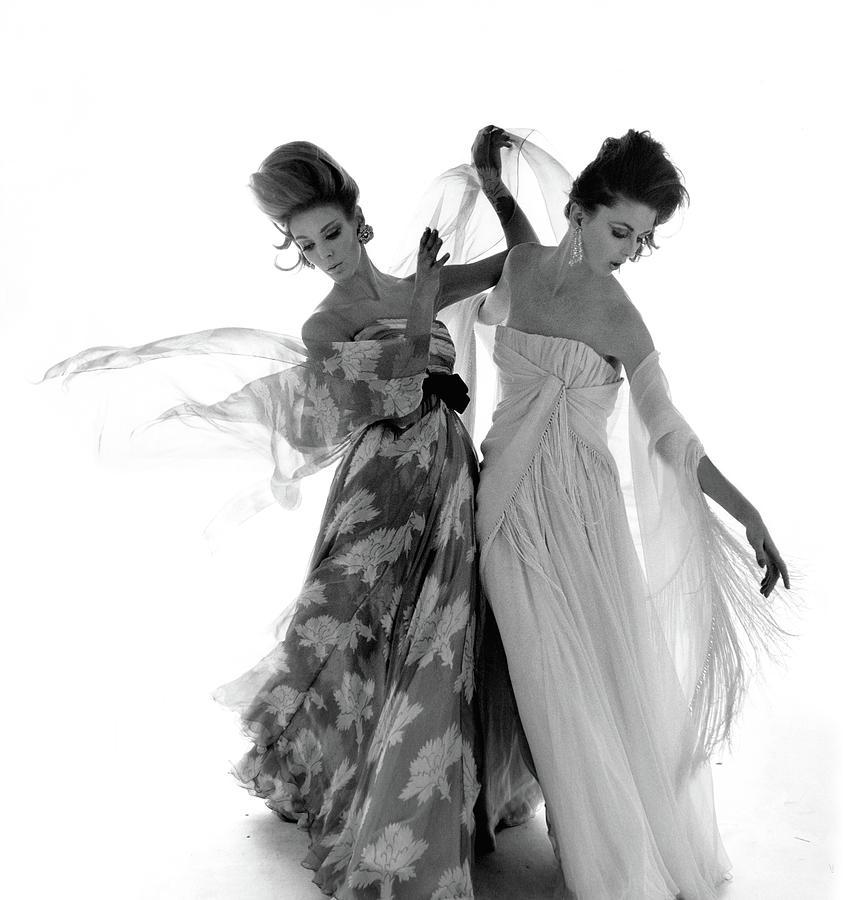 Vogue February 1st, 1961 Photograph by Bert Stern