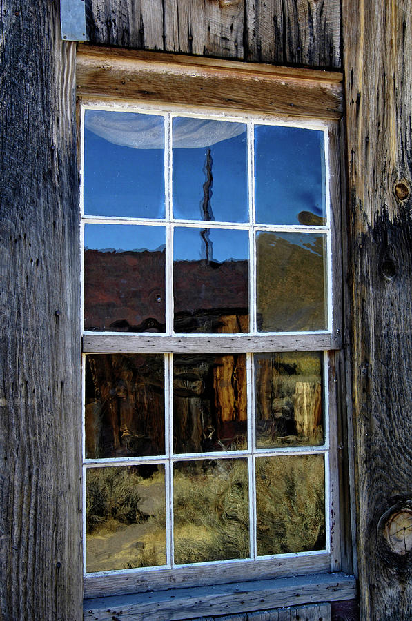 Abandoned Photograph - Usa, California, Bodie State Historic by Jaynes Gallery