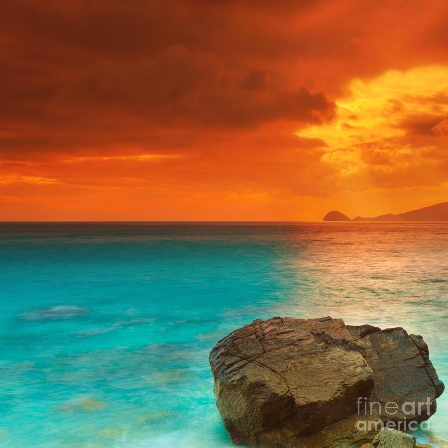 Sunrise Photograph - Sunrise 53 by MotHaiBaPhoto Prints