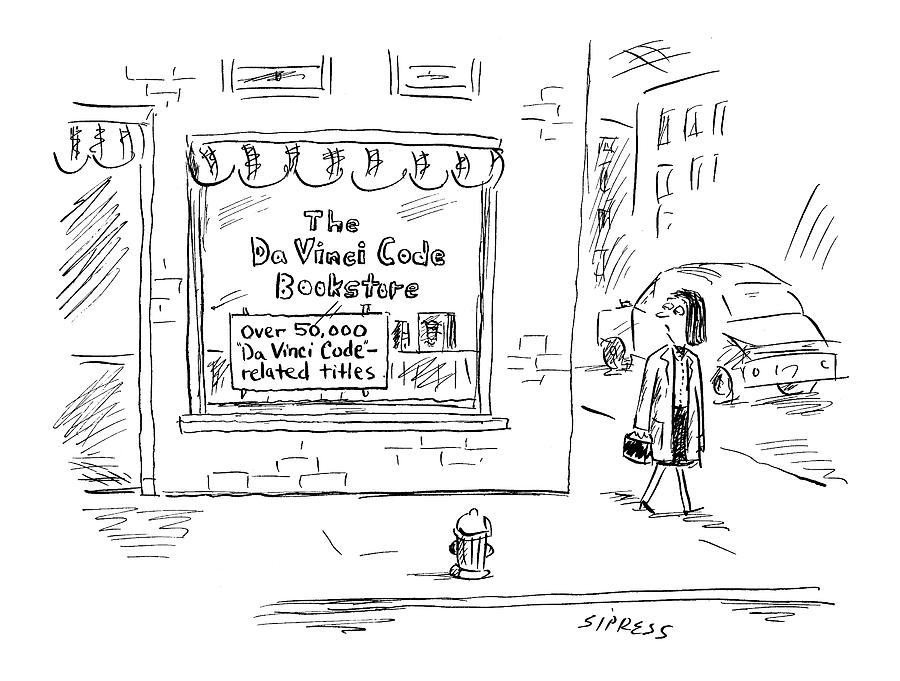 New Yorker March 21st, 2005 Drawing by David Sipress