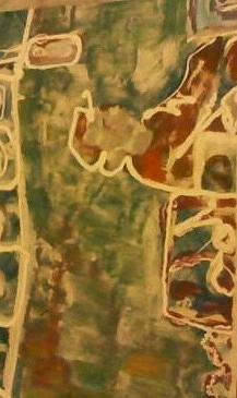 55 Pence Mixed Media by Dorothy Rafferty