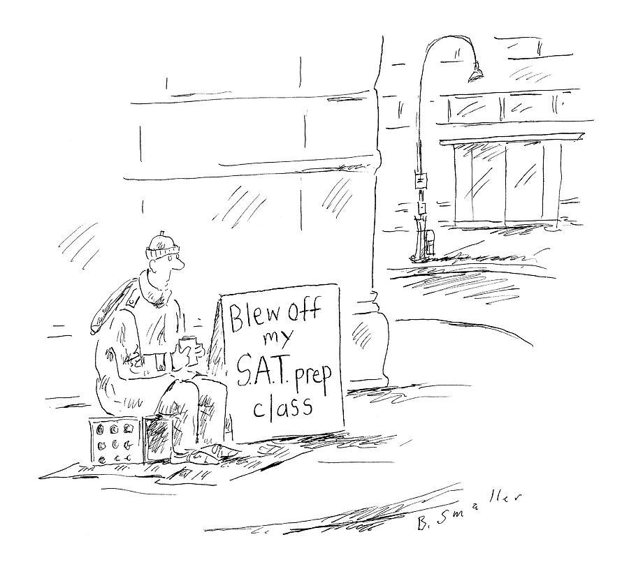 New Yorker May 23rd, 2005 Drawing by Barbara Smaller