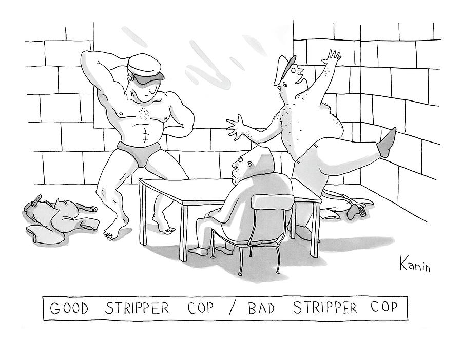 New Yorker June 2nd, 2008 Drawing by Zachary Kanin