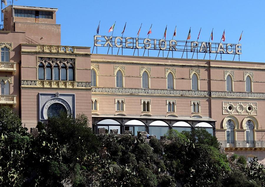 Views Of Taormina Sicily Photograph
