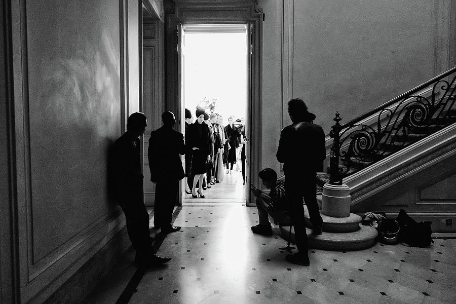 Alternative View - Haute Couture Paris Photograph by Gareth Cattermole