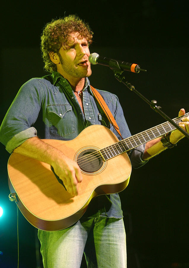 Billy Currington Photograph - Billy Currington by Don Olea