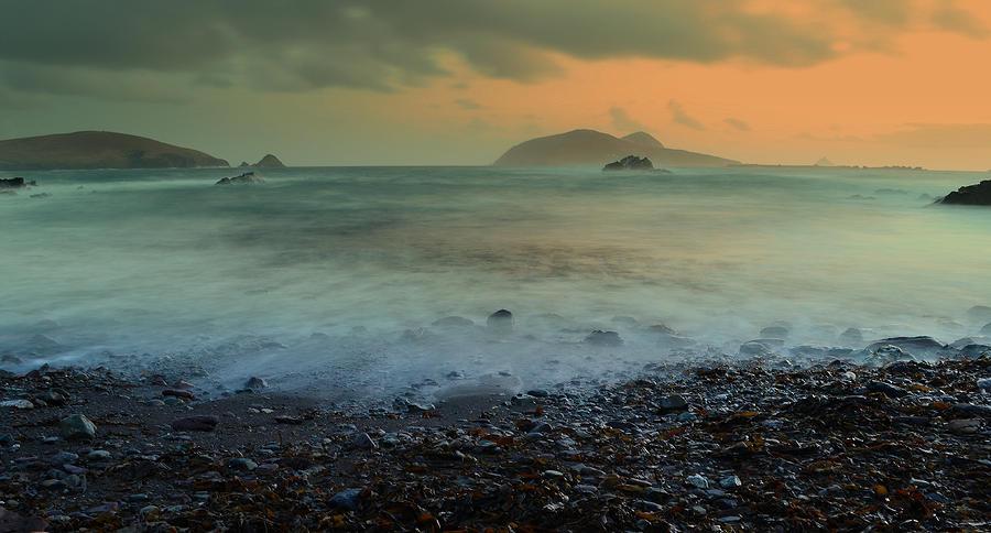 Blasket Islands Photograph - Blasket Islands by Barbara Walsh
