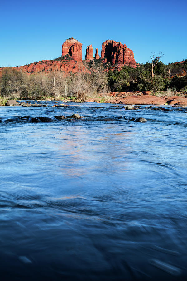 Cathedral Rock Photograph by Jgareri
