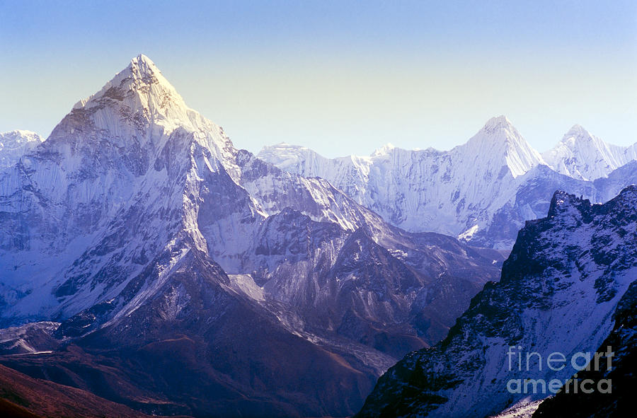 Himalaya Mountains Photograph by Tim Hester