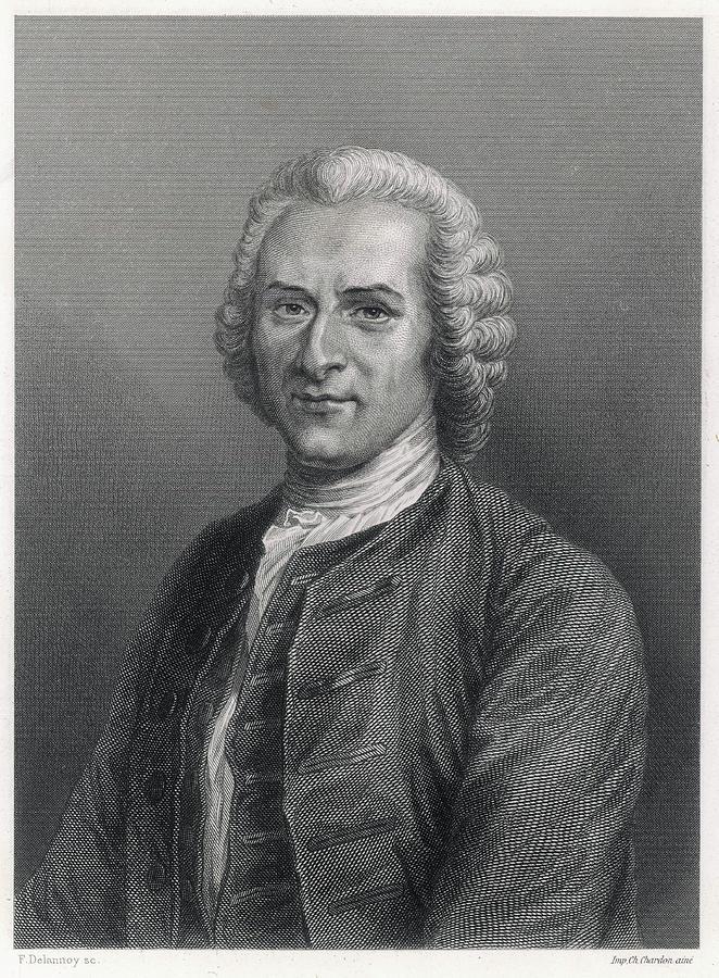 Jean Jacques Rousseau 1712 1778