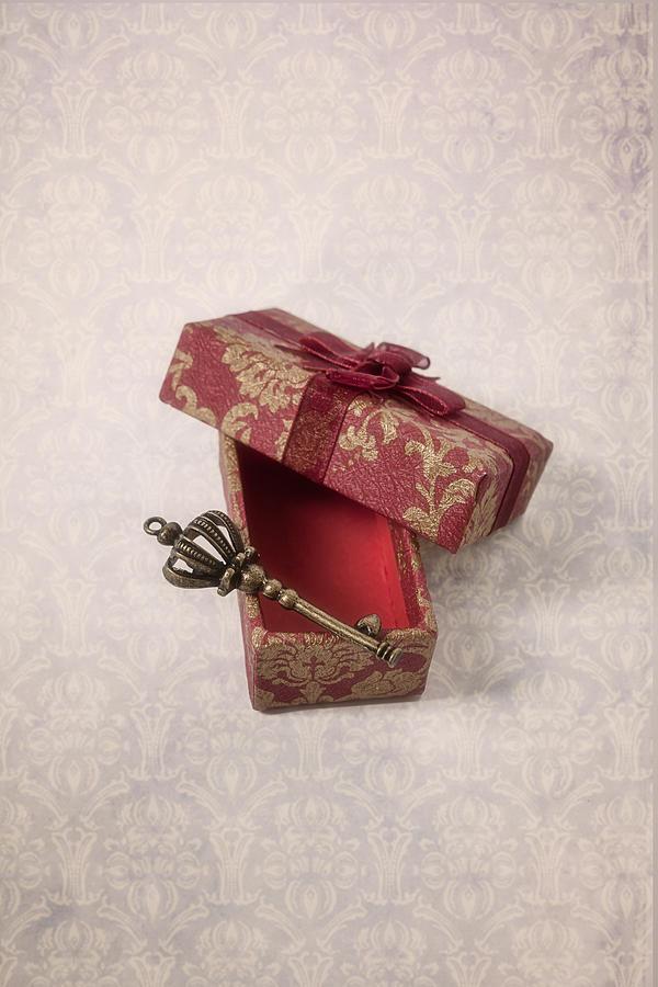 Box Photograph - key by Joana Kruse