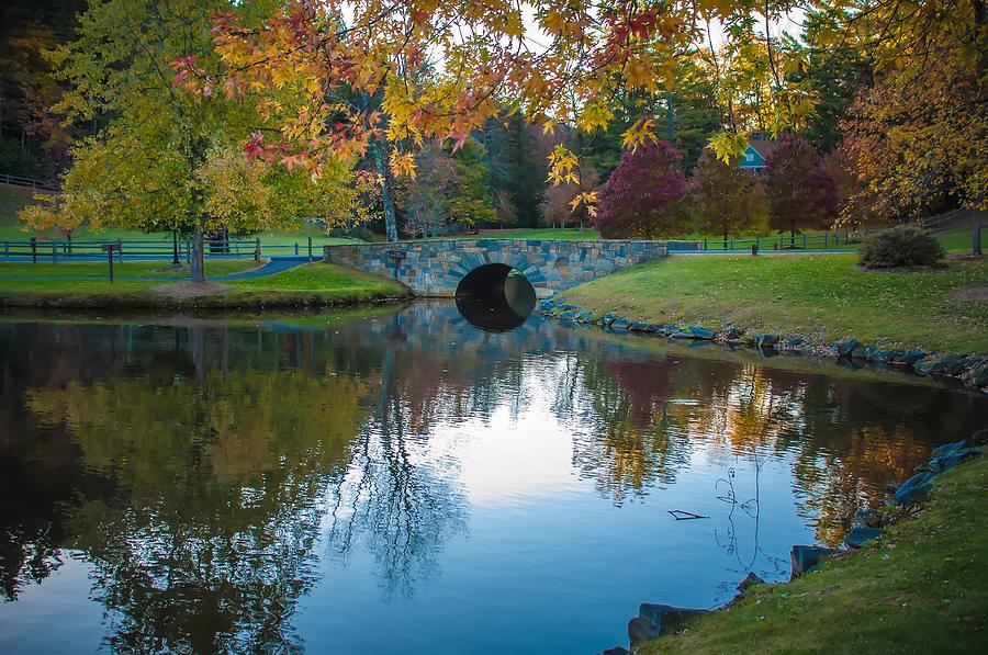 Lake Reflections Photograph
