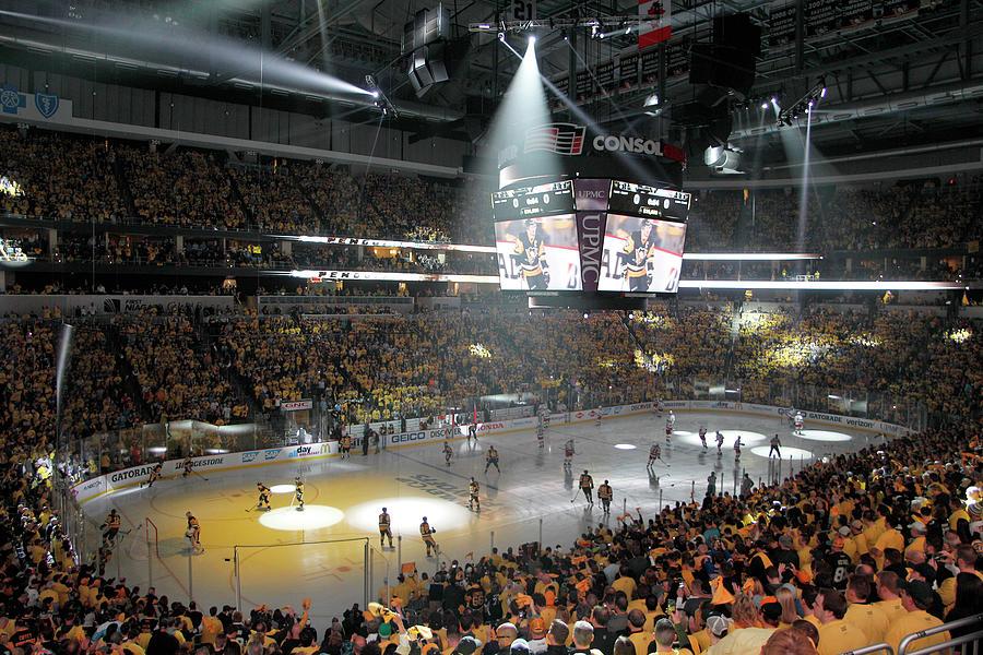 New York Rangers V Pittsburgh Penguins Photograph by Justin K. Aller
