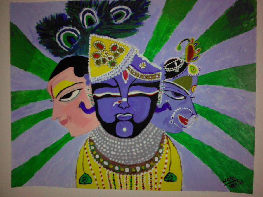 Painting Painting by Neha  Shah