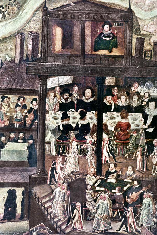 16th Century Painting - Sir Henry Unton (c1557-1596) by Granger