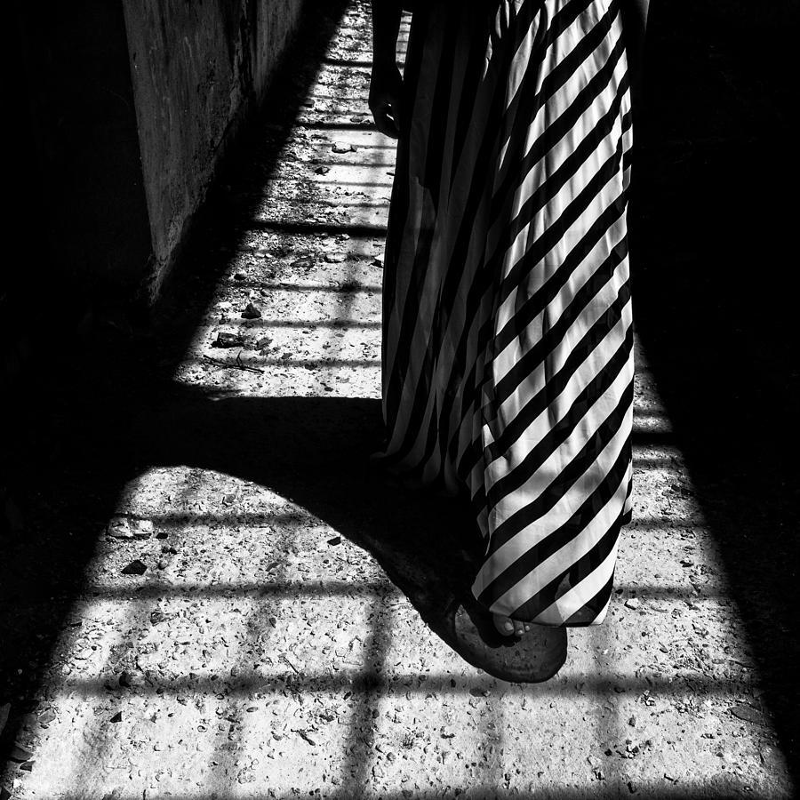 Pattern Photograph - Untitled 6 by Mikhail Potapov