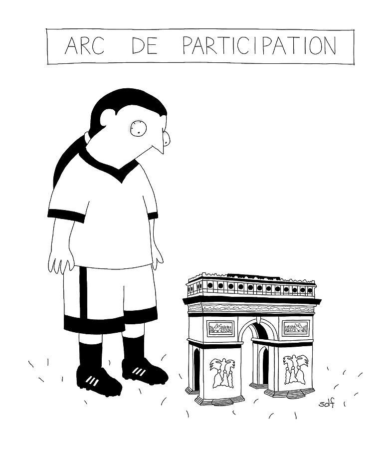 New Yorker November 14th, 2016 Drawing by Seth Fleishman