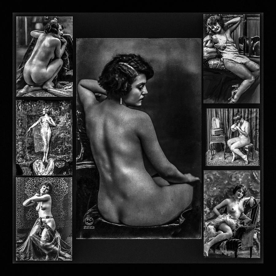 Nude Photograph Vintage Nudes By Chris Smith