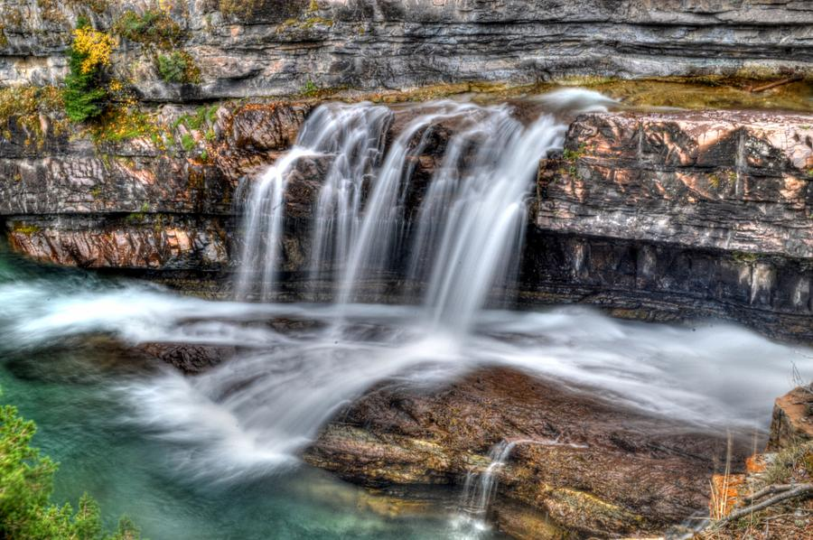 Waterton Alberta Canada Photograph by Paul James Bannerman