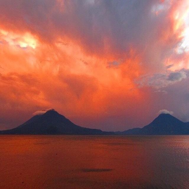 Sunset Photograph - Sunset  by Josias Tomas