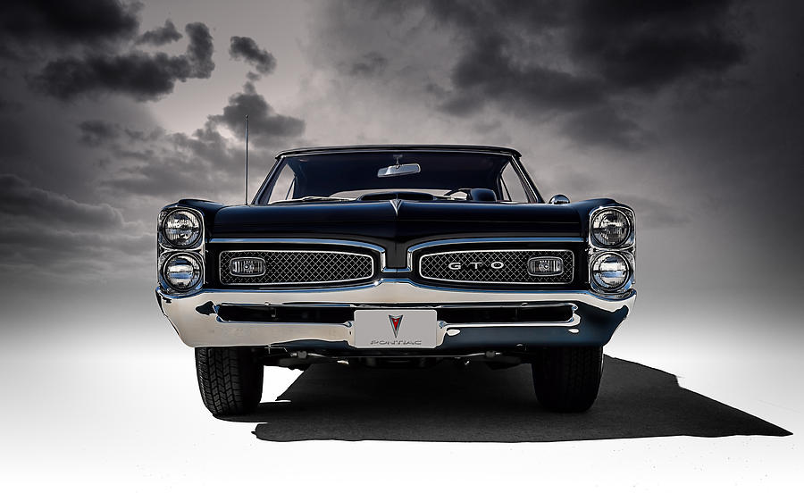67 Gto Digital Art By Douglas Pittman