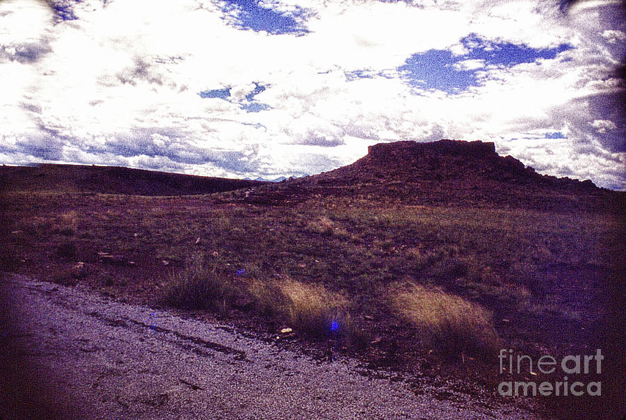 Print Photograph - 670 Sl Tuzigoot  2 by Chris Berry