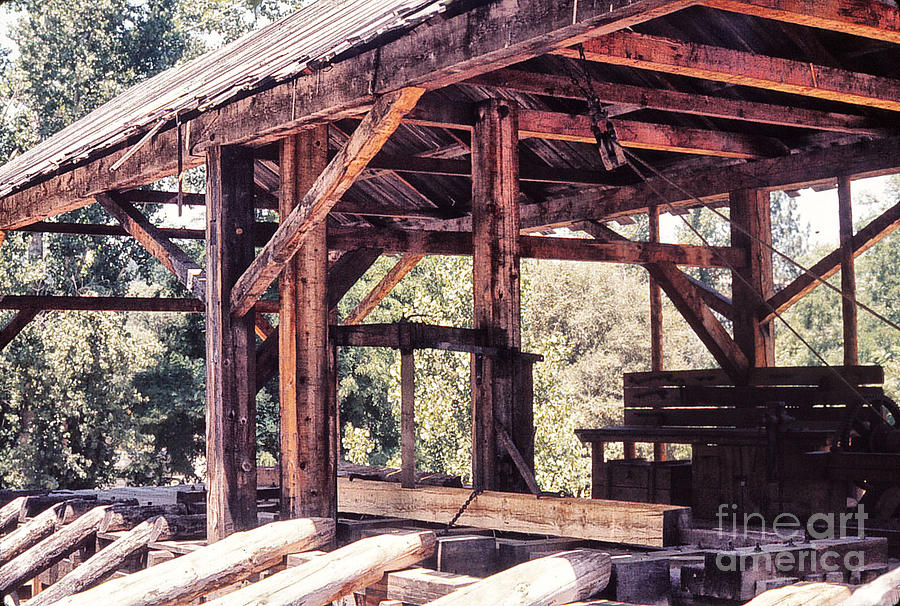 Print Photograph - 676 Sl Sutters Mill 4 by Chris Berry
