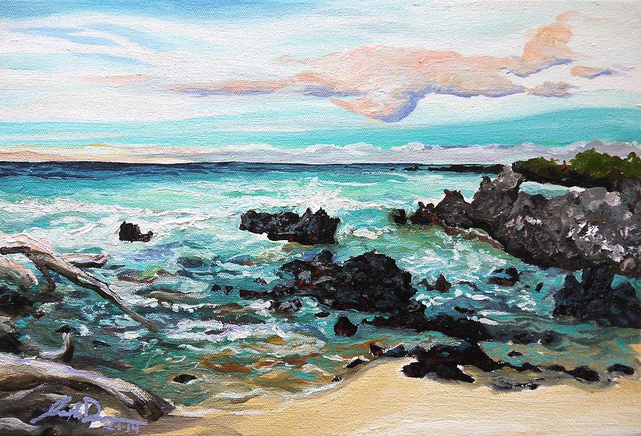 Hawaii Painting - 69 by Joseph Demaree