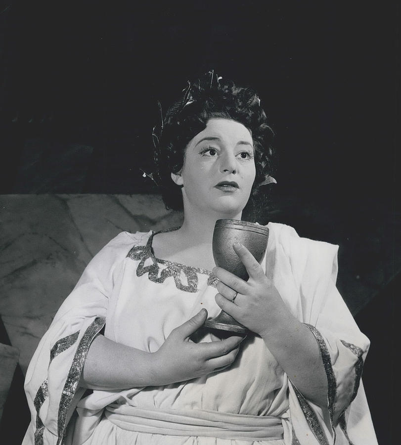 Retro Photograph - A Roman Scandal In A West End Revue by Retro Images Archive